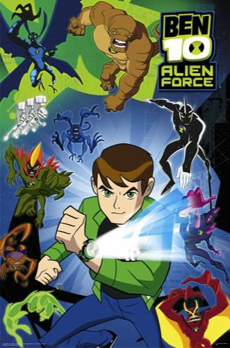 Ben 10 Alien Force Season 1 123streams
