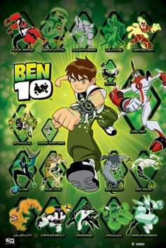 Ben 10 Omniverse Season 1 123streams