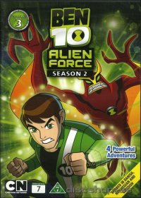 Ben 10 Season 2 123streams