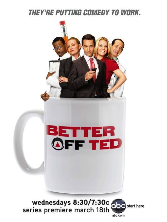 Better Off Ted Season 2 MoziTime