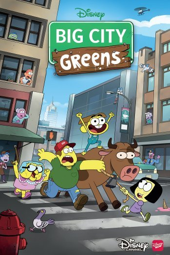Big City Greens Season 1 123Movies