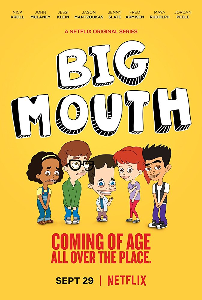 Big Mouth Season 1 123streams