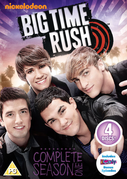 Watch Series Big Time Rush Season 1
