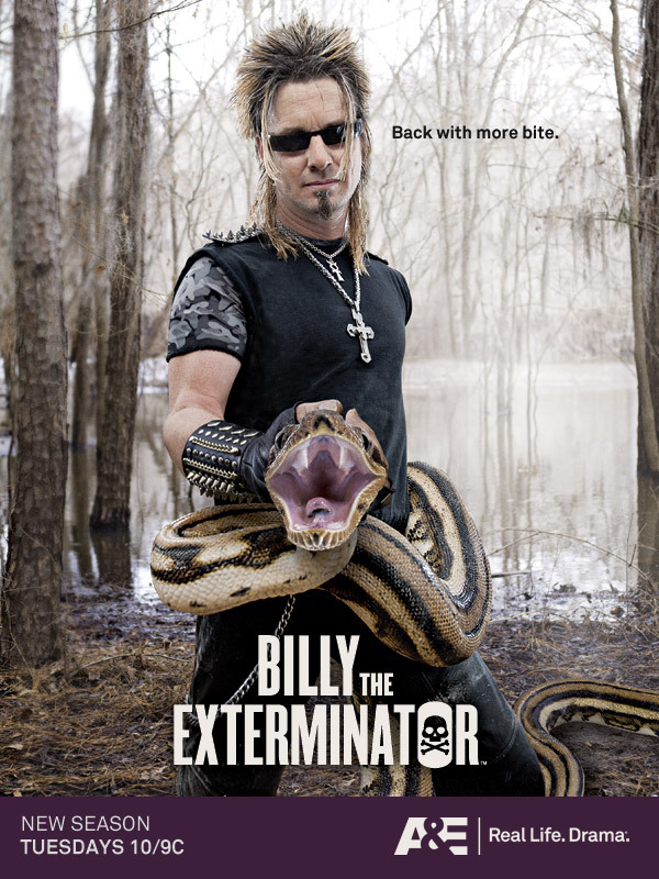 Billy the Exterminator Season 7 funtvshow