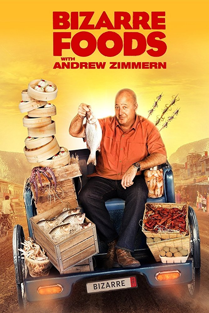 Bizarre Foods with Andrew Zimmern Season 1 123Movies