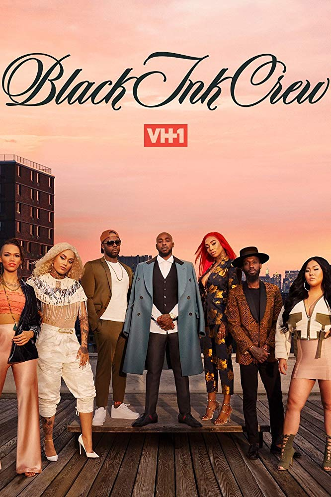 Black Ink Crew Season 8 123Movies