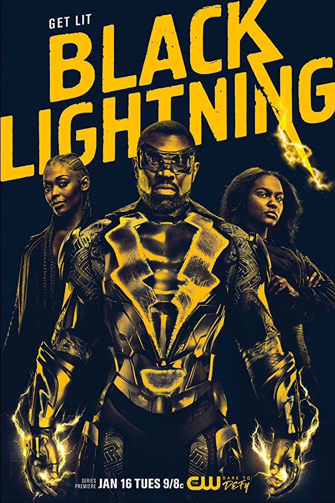 Black Lightning Season 1 Projectfreetv