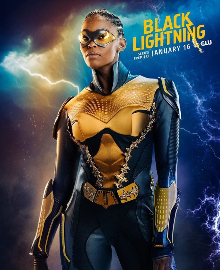 Black Lightning Season 2 123Movies