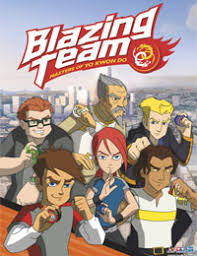 Blazing Team Masters of Yo Kwon Do Season 2 123Movies