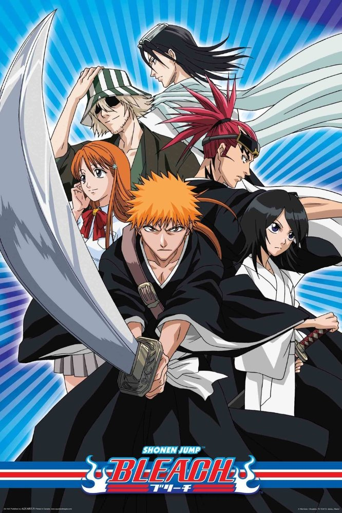 Bleach Season 11 (English Audio) 123streams