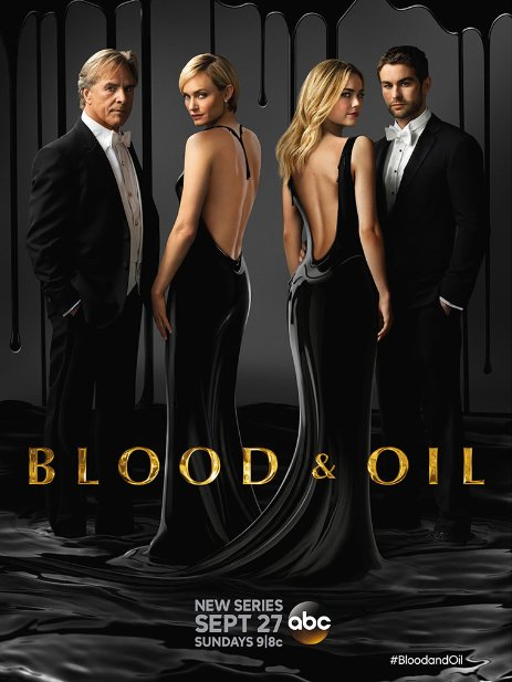 Blood and Oil Season 1 123Movies