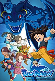 Watch Series Blue Dragon Season 1