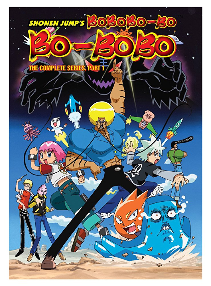 Watch Series Bobobo-bo Bo-bobo Season 1