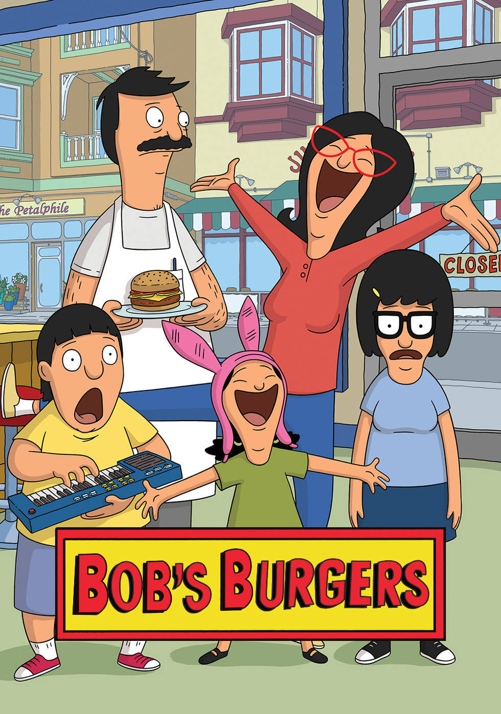 Watch Series Bobs Burgers Season 8