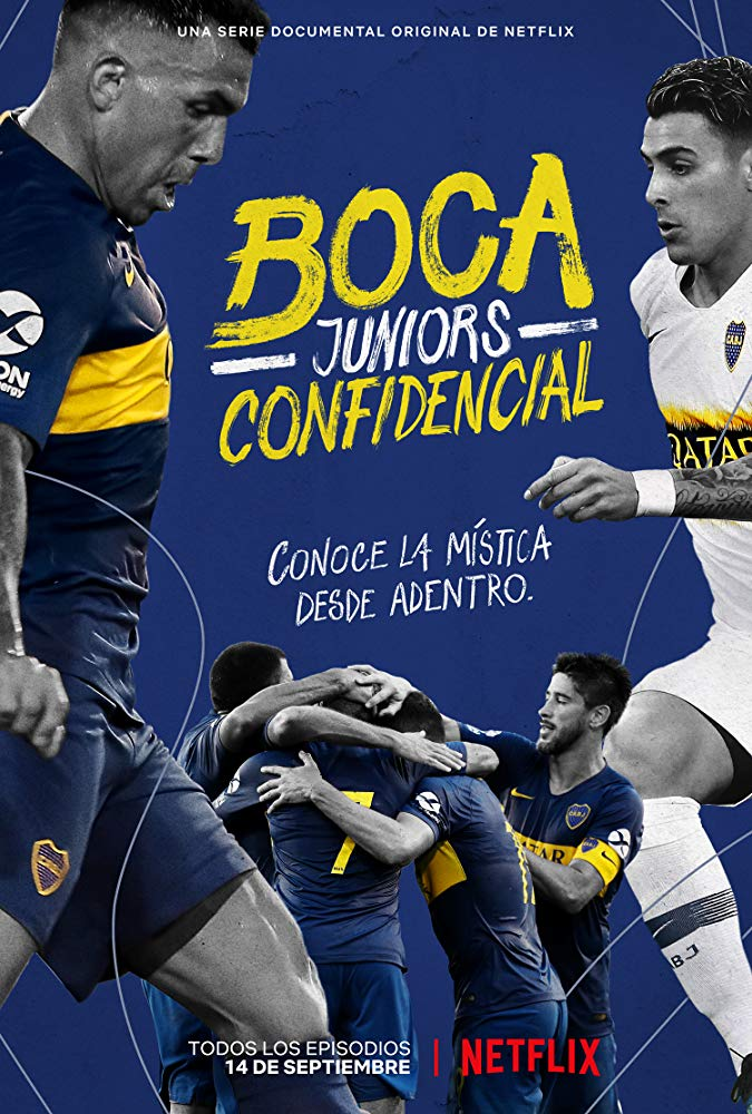 Boca Juniors Confidential Season 1 123Movies