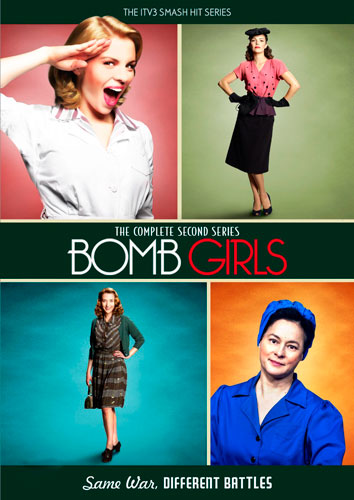 HD Watch Series Bomb Girls Season 2
