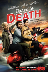 Bored to Death Season 2 123Movies