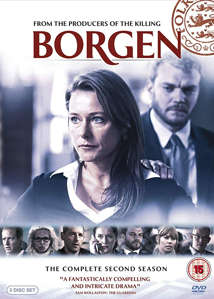 Watch Series Borgen Season 1