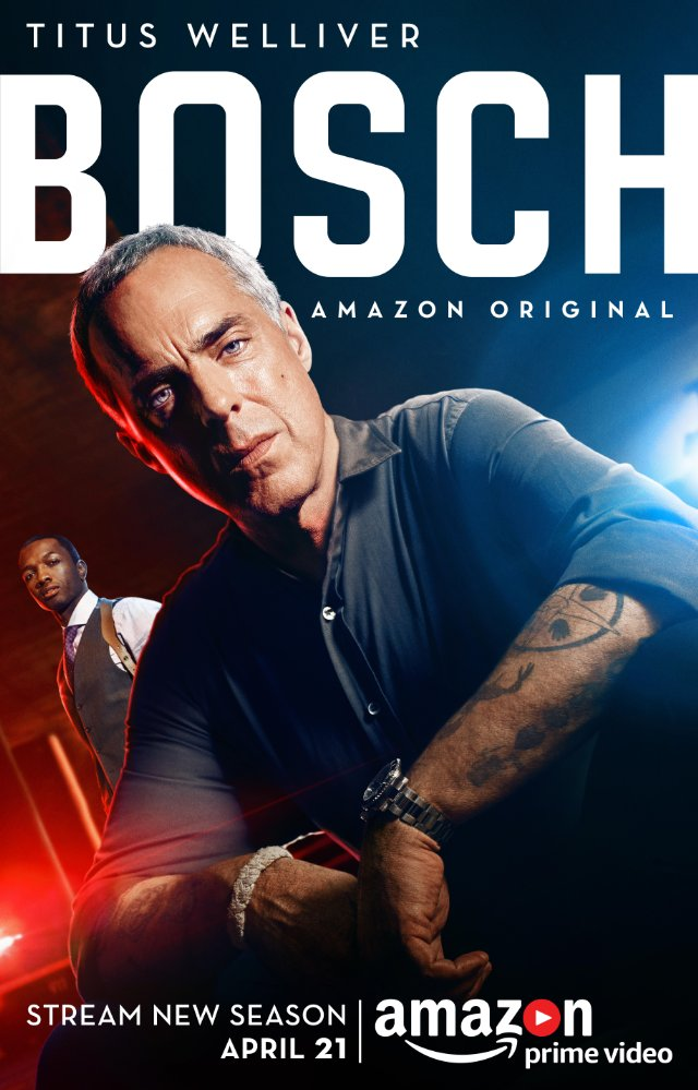 Bosch Season 3 Full Episodes 123movies