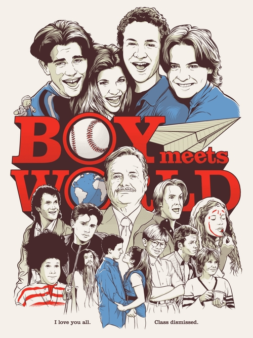 Watch Series Boy Meets World Season 2