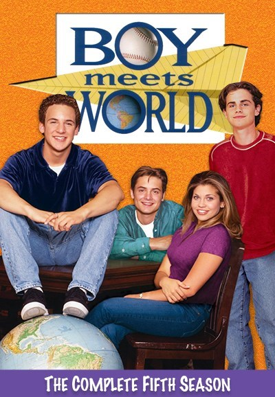 Boy Meets World Season 3 123Movies