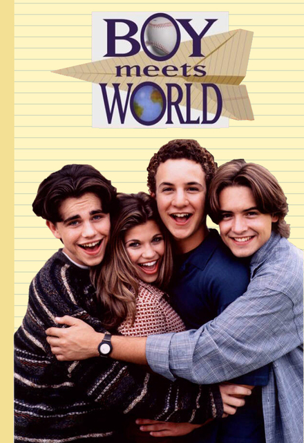 Boy Meets World Season 4 123movies