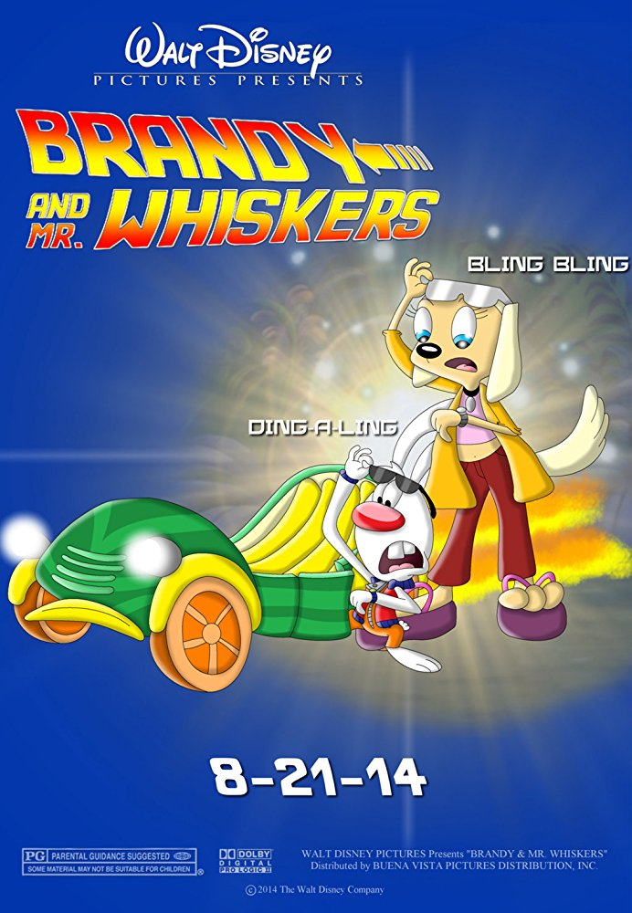 Watch Series Brandy & Mr Whiskers Season 2