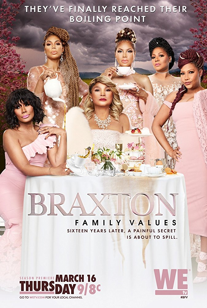 Watch Series Braxton Family Values Season 6