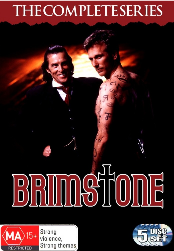 Brimstone Season 1 123Movies