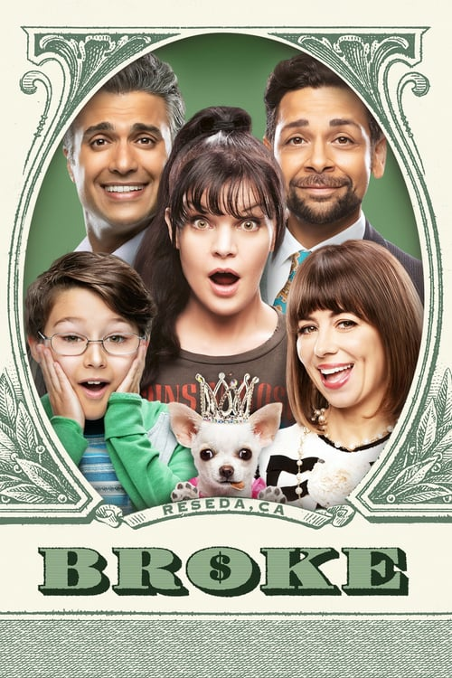 Broke (2020) Season 1 funtvshow