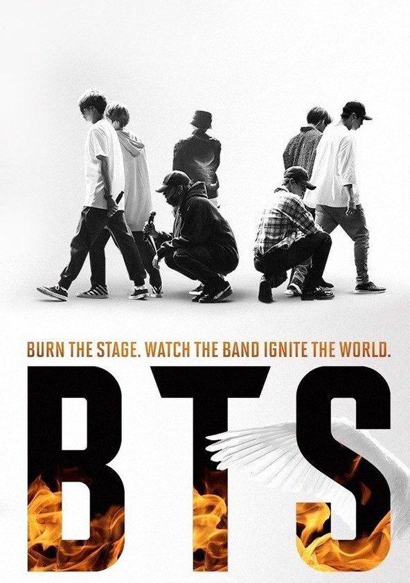 HD Watch Series BTS Burn the Stage  Season 1