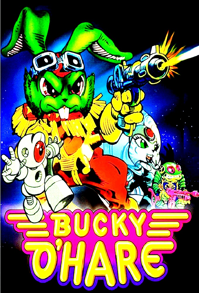 Bucky OHare and the Toad Wars Season 1 123Movies