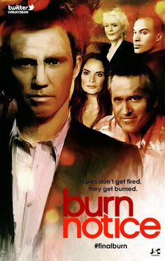 Burn Notice Season 1 123Movies