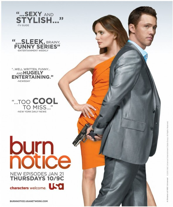 Burn Notice Season 5 123Movies
