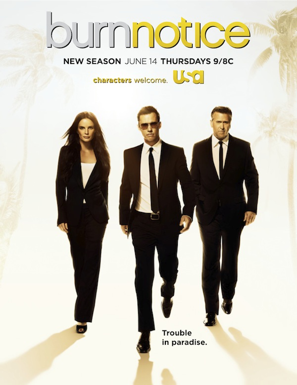 Burn Notice Season 6 Projectfreetv