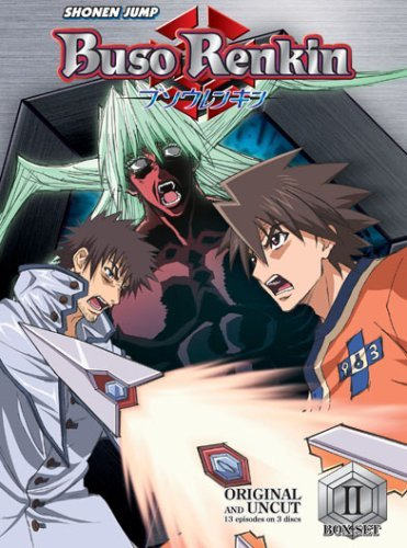 Watch Series Buso Renkin Season 1