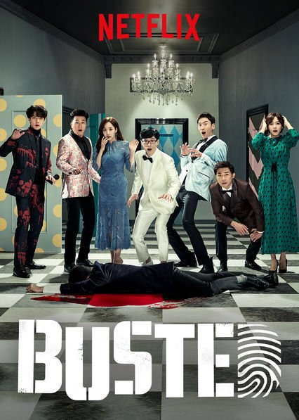 Watch Series Busted Season 1