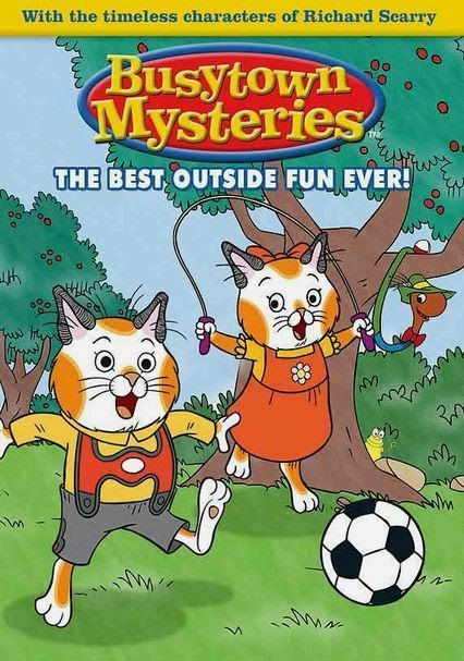 Watch Series Busytown Mysteries Season 1