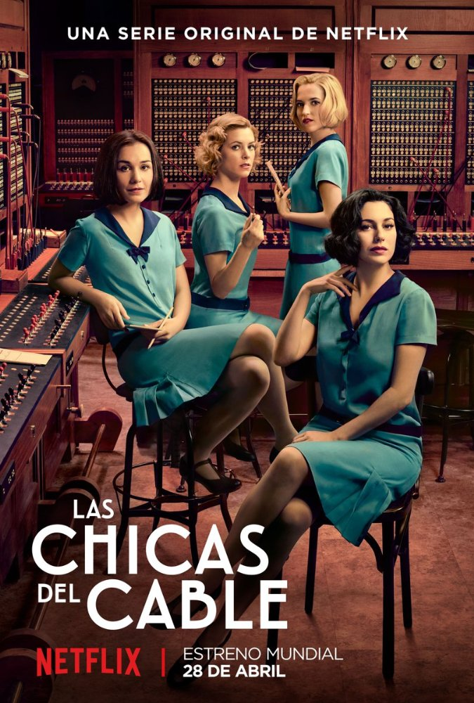 Cable Girls Season 1  Full Episodes 123movies