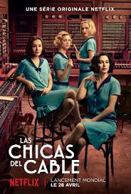 Watch Series Cable Girls Season 2