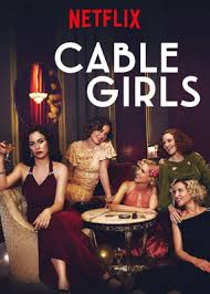 Cable Girls Season 5 123Movies