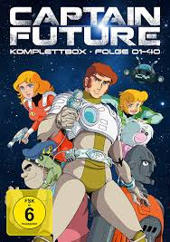 Watch Series Captain Future Season 1