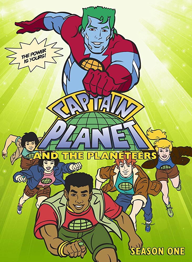 Watch Series Captain Planet and the Planeteers Season 2
