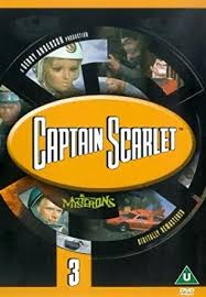 Captain Scarlet and the Mysterons - season 1 Season 1 123Movies