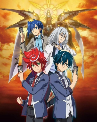 Cardfight Vanguard G- Z Season 1 123Movies