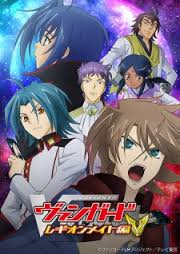 Cardfight Vanguard Legion Mate-hen Season 1 123Movies