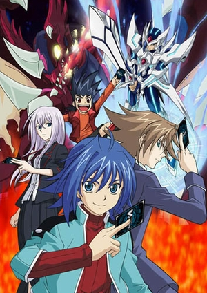 Cardfight Vanguard Season 1 putlocker