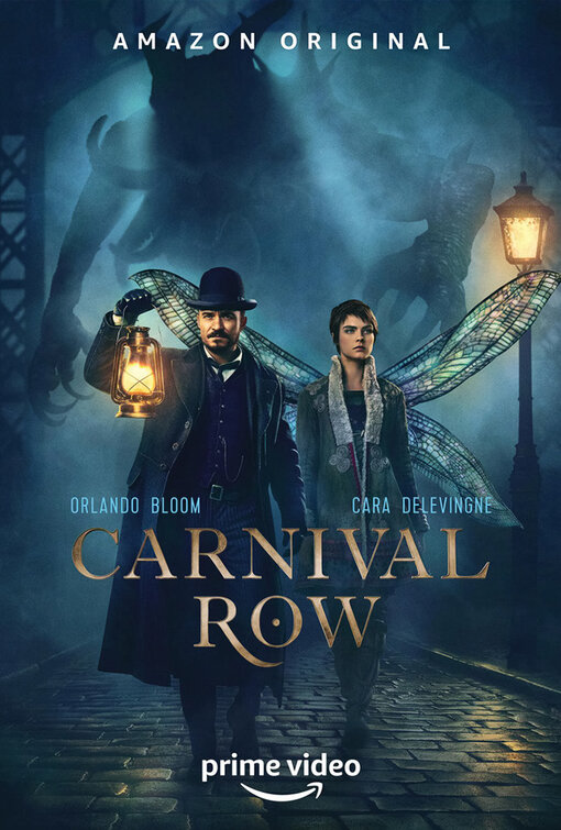 Watch Series Carnival Row Season 1