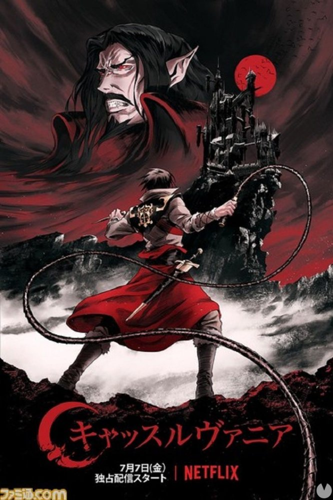 Castlevania Season 1 123streams