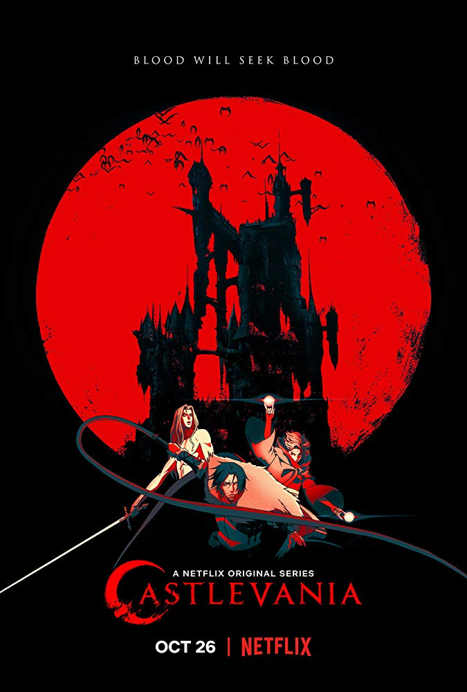 Castlevania Season 2 123Movies